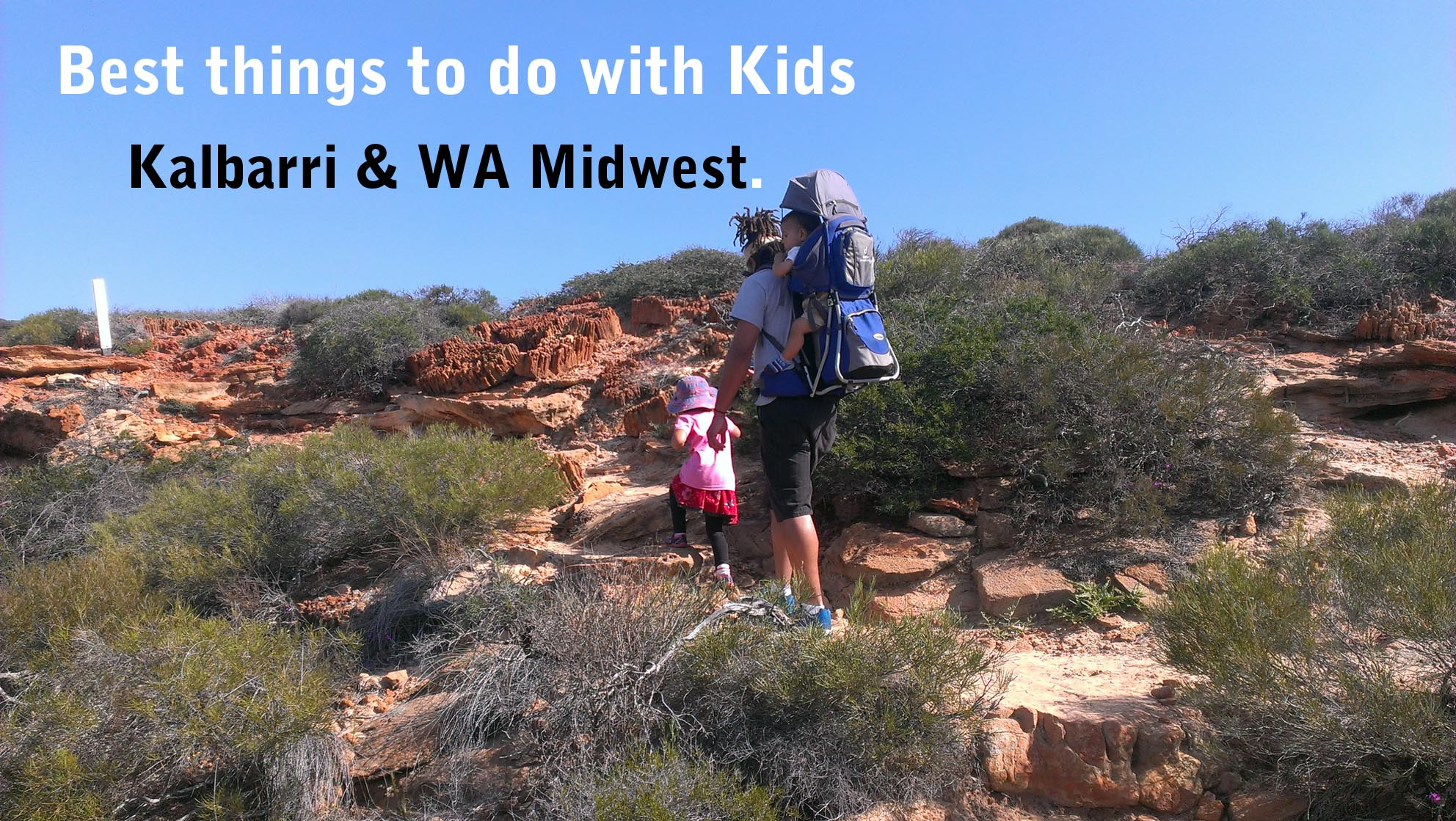 best things to do with kids Kalbarri & WA Midwest, Kalbarri Family Travel, Kalbarri with Kids
