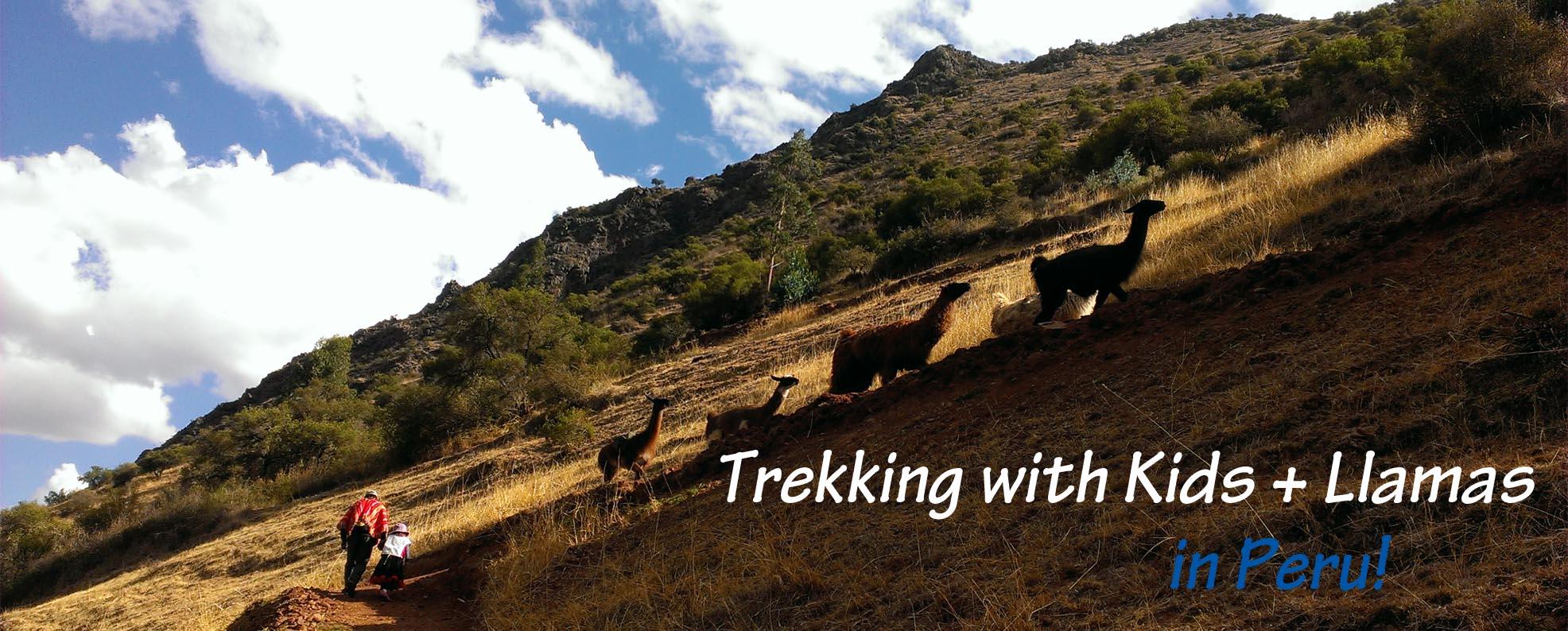 trekking_kids_llamas_peru